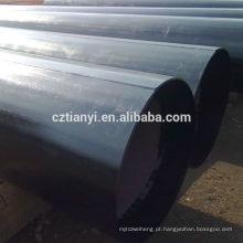 China fabricante grossista tubo de aço polido erw