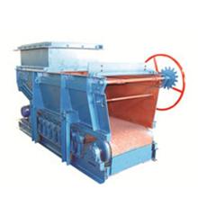 Alimentador de carbón por correa con cambio de velocidad de gran capacidad