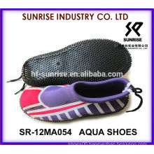Comfortable lady water sport shoes aqua water shoes aqua shoes water shoes surfing shoes