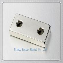 Maßgeschneiderte N48 Neodym-Magneten für Motor verwendet