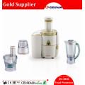 4 In1 Multifuncton Food Processor: Juicer, Blender, Grinder, Mincer