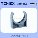 DIN standard pvc u-clip for wholesale