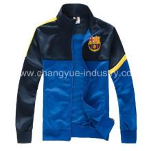 Hot Verkauf Herren-Fußball-Jacken Mode-Design mit Vereinsmannschaften
