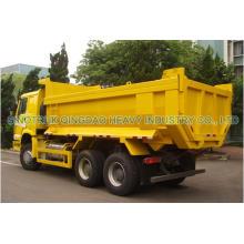 Camión de descarga de 25t HOWO Sinotruk hecho en China