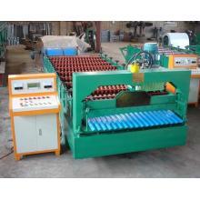 Máquina formadora de porta de veneziana de 760 mm