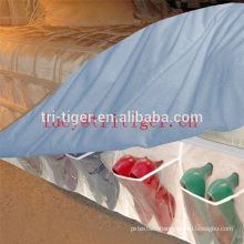 Hidden Storage BedSkirt Shoe Organizer