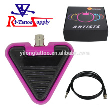 Original artist tattoo triangle foot pedal