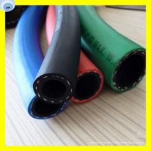 Tuyau flexible en caoutchouc de tuyau d'air de tuyau de tuyau