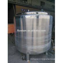 Réservoir de mélange en acier inoxydable 5000 litres pour shampooing
