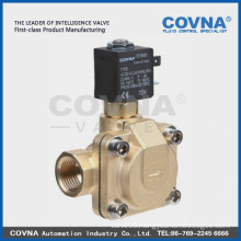 brass/SS water,air,oil,gas solenoid valve normally open