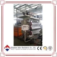 Ligne d'extrusion de production de panneaux de marbre en PVC