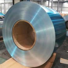 Papier d'aluminium enduit bleu pour réfrigérateur