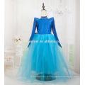2017 розовый и синий цвет Аврора принцесса платье с дешевым ценой