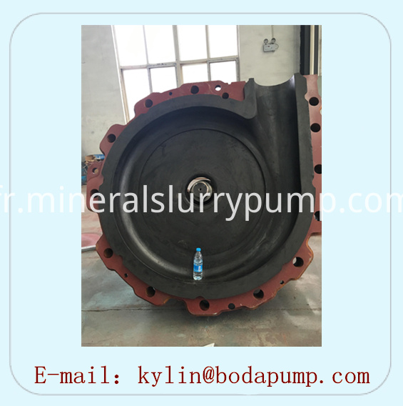 Rubber pump