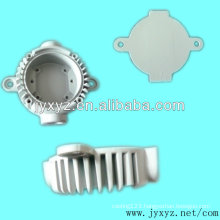 aluminium led lamp housing