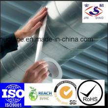 Isolante térmico auto-adesivo Fita adesiva de alumínio com revestimento de liberação