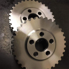 Front sprocket steel Tecnium (520) - Husqvarna CR125