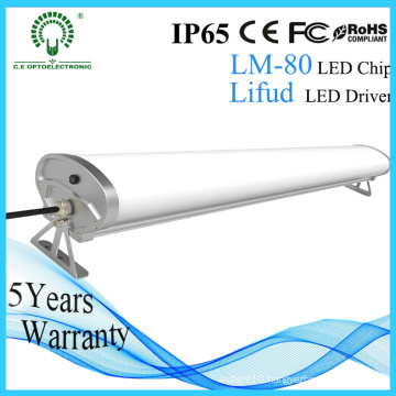 Waterproof Luminaires Epistar SMD 50W LED Tri-Proof Light