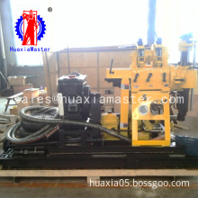 High Quality XYX-200 wheeled rotary drilling rig hydraulic water well drilling rig
