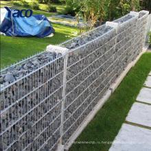 Сварной сетки габионы из Польши дизайн, горячая продажа камень габионных
