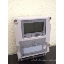 Single Phase Smart Wireless Electric Meter with PLC/GPRS