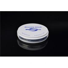 Dental Product Cadcam Milling Ceramic Zirconia Disc