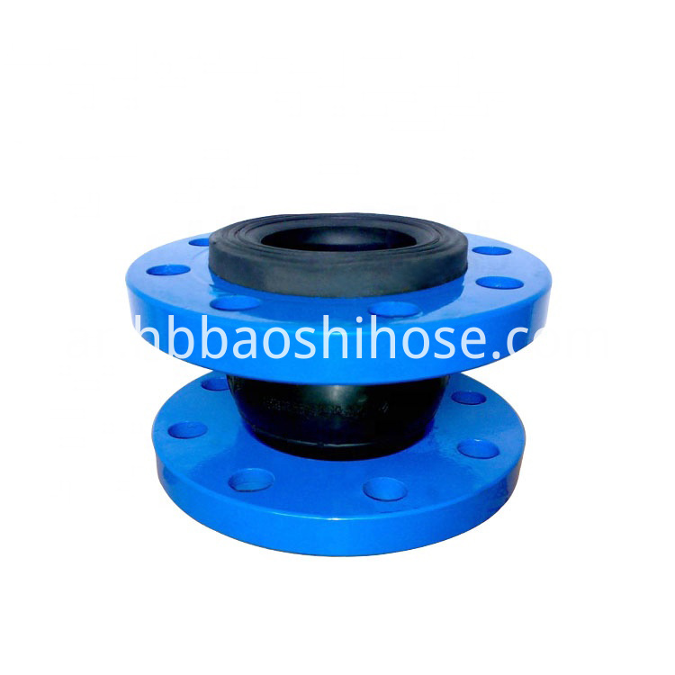 Threaded Flexible Rubber Fitting