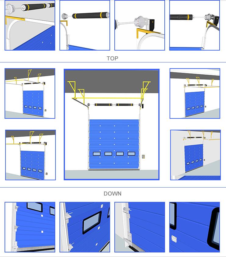 sectional door spcificationjpg