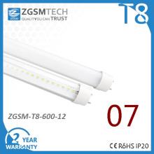 As luzes do tubo LED T8 12W (IP65 GV, TUV, certificados do CE)