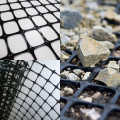 Biaxiales Kunststoff-Geogrid aus Polypropylen mit PP-Material