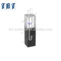 Quartz Glass Q-69 Quartz Glass 20mm Path Length Flow Cell