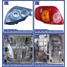 Yuyao yunpeng plastic injection car auto headlight lamp mould
