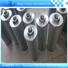 Filterelemente in der Metallurgie verwendet