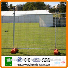 Hot Dipped Galvanized Welded Temporary Fence galvanized outdoor fence temporary fence