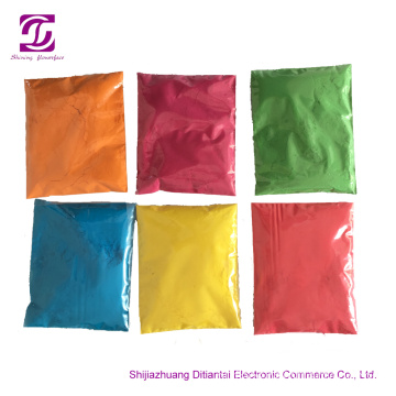 Assorted Color Holi Powder for Youth Group