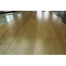 Wax Oil Silk Surface A Grade Big Plank Oak Flooring