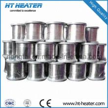 Alambre calentador de alta temperatura