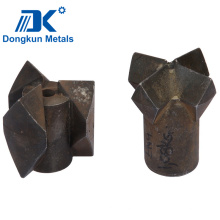 Broca de fundición de acero al carbono