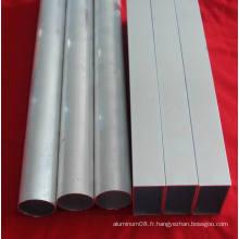 Tube en aluminium de 20 mm