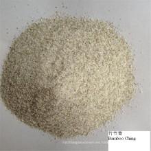 Cuarzo de bambú Ching, cristal de cuarzo claro / arena de cuarzo