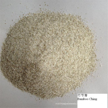 Bambus Ching Quarz, klarer Quarz Kristall / Quarz Sand