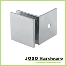 Vidrio de 90 grados para compensar el soporte de cristal de la ducha de pared (BC201-90)