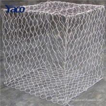 Горячая продажа китайский онлайн-рынок тюфяк gabion ячеистой сети ячеистой сети коробки
