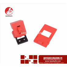 Electric Clamp-on Circuit Breaker Lockout Safety Lockout BDS-D8611 Red colour