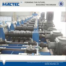 Máquina de guardrail de aço de alta qualidade padrão europeu