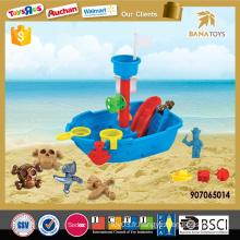 2016 Jeux de jouets pour enfants jouent des jouets de bateau pirate