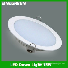 High Quality LED Down Light 15W