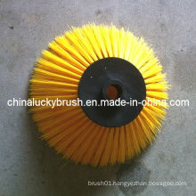 Yellow PP Roller Brush for Road Sweeper Machine (YY-159)