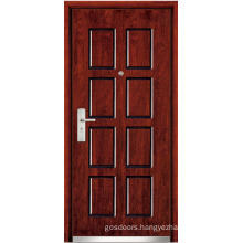 Steel Wooden Door (WX-SW-104)