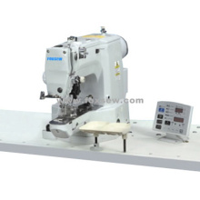 Electronic Shank Button Attaching Sewing Machine 439D
